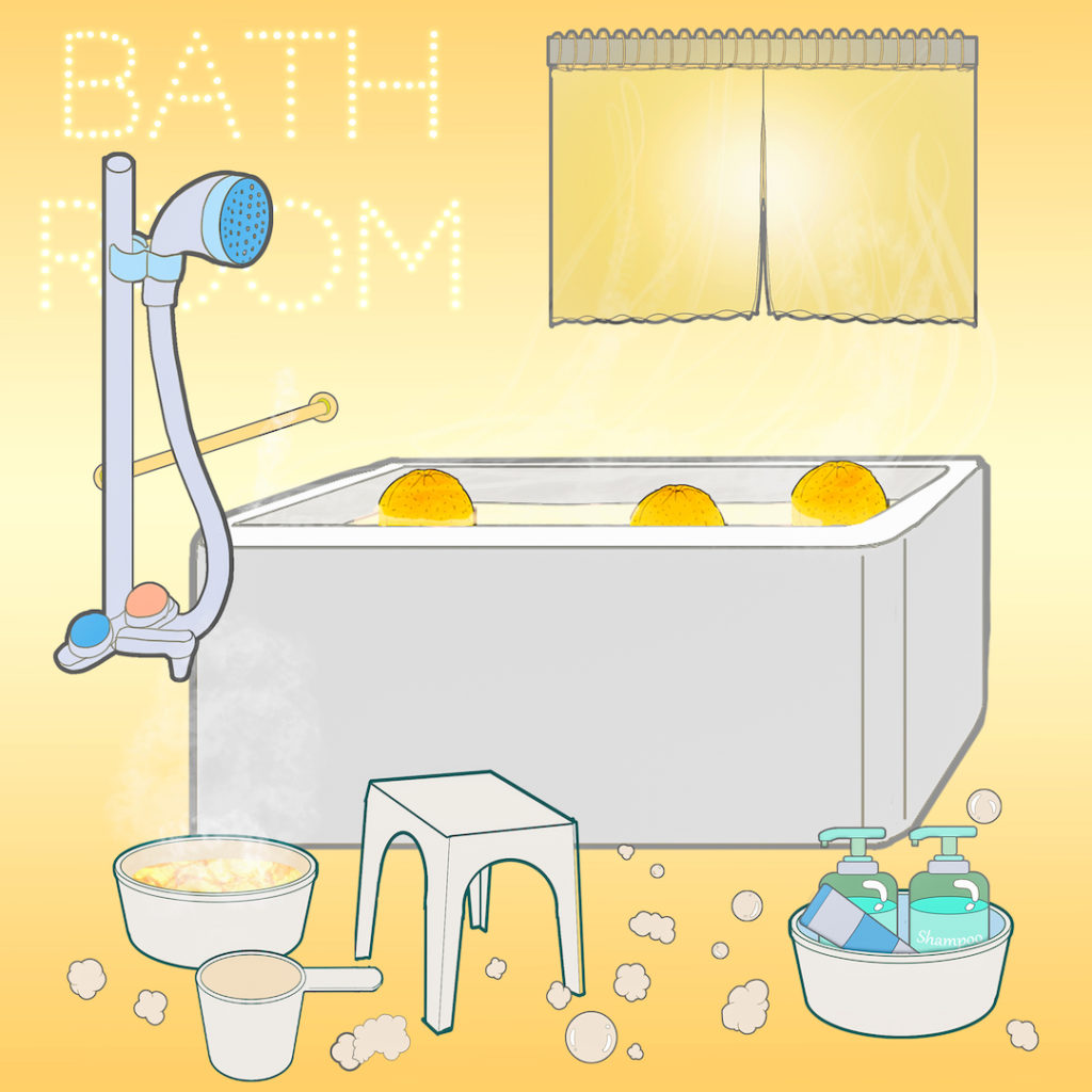 浴室 冬の寒さ対策