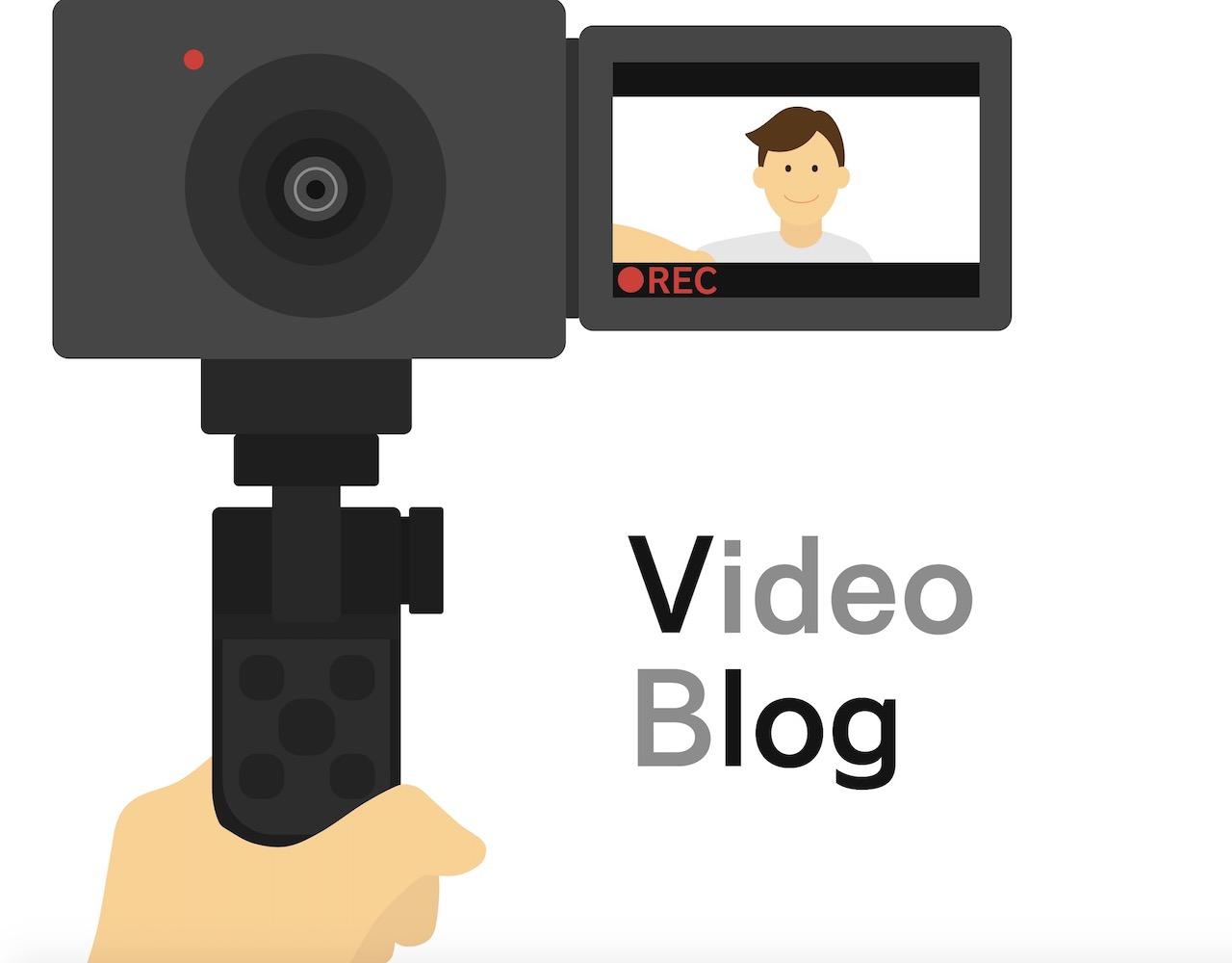 Vlog の始め方とVlog撮影のコツ