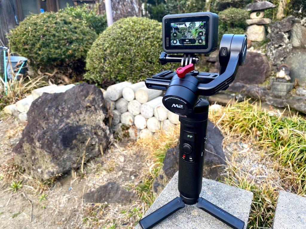 GoPro HERO9用 スタビライザー