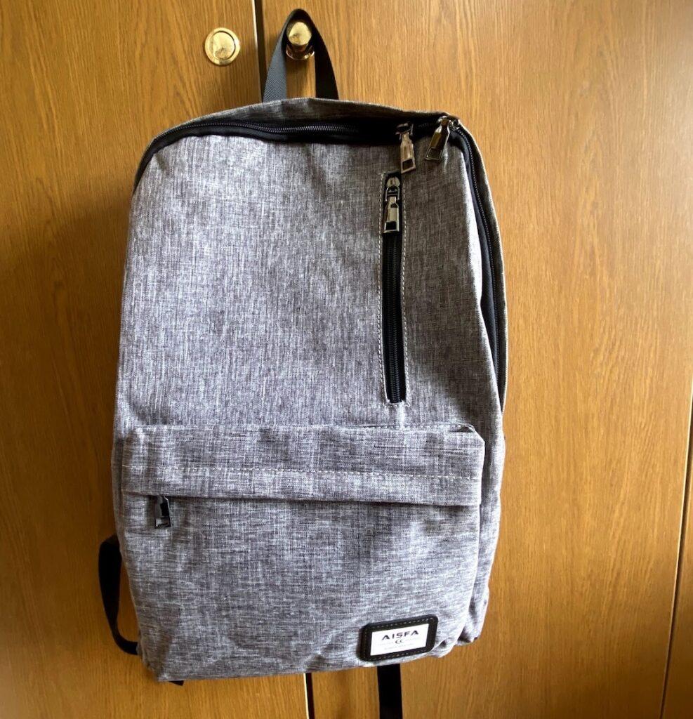 AISFAのPCバッグ